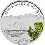 5 $ 2013 Palau - Berge & Pflanzen - Baekdu Mountain