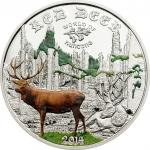 2$ 2014 Cook Islands - World of Hunting - Red Deer