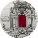 10$ 2014 Palau - Tiffany Art - Dresden Baroque - 10$ 2014 Palau