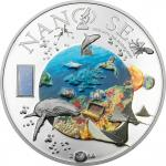 10 $ 2014 Cook Islands - Nano - Nano Sea