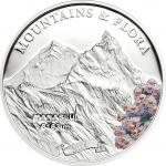 5 $ 2014 Palau - Berge & Pflanzen - Manaslu