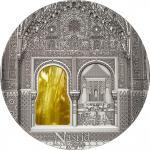 10$ 2015 Palau - Tiffany Art - Nasrid Style