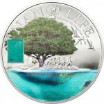 10 $ 2015 Cook Islands - Nano - Nano Life
