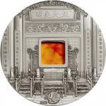 10 $ 2015 Palau - Mineral Art VII - Forbidden City Bejing