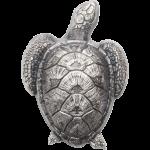 10 $ 2017 Palau - Meeresschildkröte