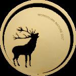 Vorverkauf! 500 Togrog 2017 Mongolei - Mongolian Nature - Brüllender Hirsch