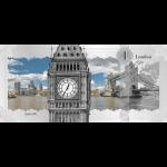 Vorverkauf! 1$ 2017 Cook Islands - Skyline Dollar - London