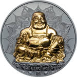 Vorverkauf! 10$ 2017 Palau - Lachender Buddha