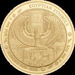 1$ 2016 Palau -  Ägyptische Symbole - Geflügelte Isis smartminting Au