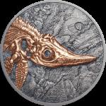 Vorverkauf! 500 Togrog 2017 Mongolei - Evolution des Lebens -  Ichthyosaur
