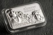 Pre-Sale! 10$ 2018 Cook Islands - The Liberty Bar Collection - Mount Rushmore