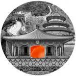 Vorverkauf! 2$ 2016 Niue Island - Imperial Art - China