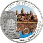 5$ 2015 Cook Islands - Magical & Mystical places - City of Temples - Angkor Wat