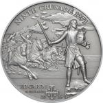 5$ 2016 Cook Islands - Geschichte der Kreuzzüge - 9th Crusade: Edward I of England