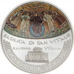 5$ 2017 Cook Islands - Wonderful Mosaics - Basilica San Vitale
