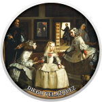 500 Francs 2017 Cameroon - Pride of European Painting - Diego Velazquez - The Ladies - in Waiting