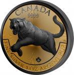 5$ 2016 Kanada - Golden Enigma - Cougar Puma - Ruthenium