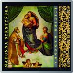 1$ 2016 Niue Island - Masterpieces of Renaissance - Sistine Madonna