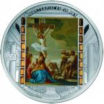 20$ 2018 Cook Islands - Masterpieces of Art Oster - Tiepolo - Christ's Death