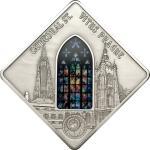 10$ 2013 Palau - Holy Windows - St. Vitus Prague im Etui