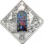 10$ 2014 Palau - Holy Windows - St. Stephen's Basilica Budapest im Etui