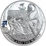 2$ 2015 Palau - Biblical Stories - Jonas und der Wal