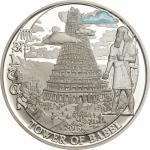 2 x 2$ 2016 Palau - Biblical Stories -Turm von Babylon