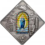 Vorverkauf! 10$ 2016 Palau - Holy Windows - Pisa Cathedral im Etui