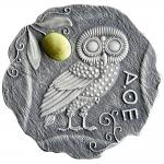 500 Francs 2017 Cameroon - Owl of Athena with Jasper
