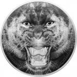 1500 Schillings 2016 Tanzania - Seltene Wildlife - Schwarzer Panther