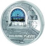 10$ 2015 Cook Islands - Fenster des Himmels - Jerusalem Dominus Flevit