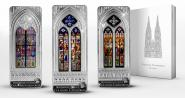 3 x 20$ 2014 Cook Islands - Giant Fenster des Himmels Special Edition - 850 Jahre Kölner Dom Set