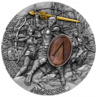 2$ 2019 Niue - Women Warrior - Amazons