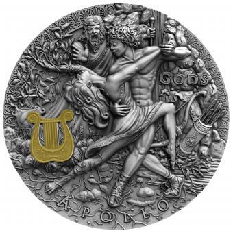 2$ 2020 Niue Island - Götter Serie - Apollo