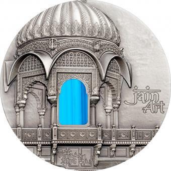 10$ 2016 Palau - Tiffany Art - Jain Art