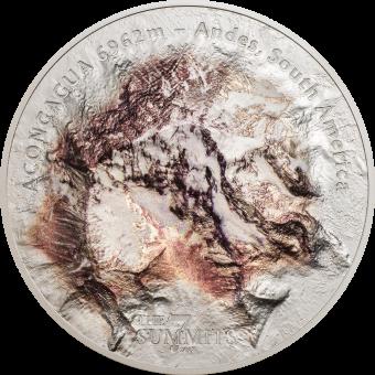 25$ 2018 Cook Islands - 7 Gipfel - Aconcagua