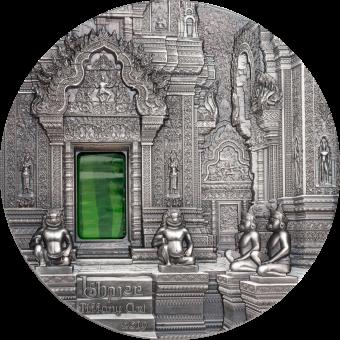 10$ 2019 Palau - Tiffany Art - Angkor Khmer