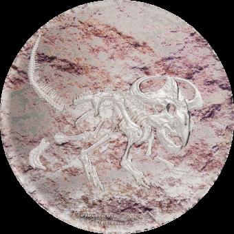 2000 Togrog 2019 Mongolia - Protoceratops andrewsi - 3 oz