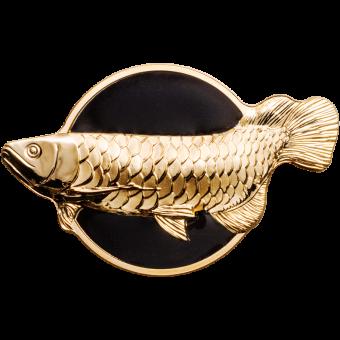 10 $ 2019 Palau - Drachenfisch