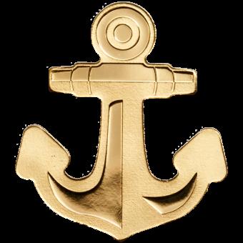 1 $ 2019 Palau - Goldener Anker