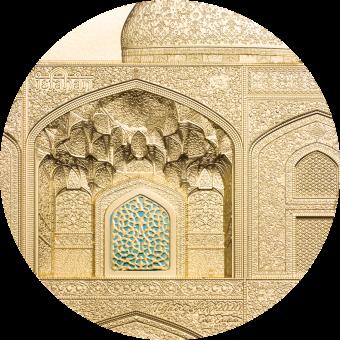 500$ 2020 Palau - Tiffany Art - Isfahan