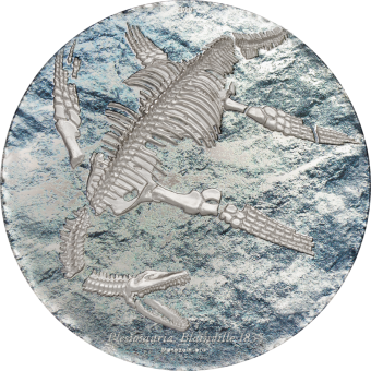 2000 Togrog 2020 Mongolia - Plesiosauria - Prehistorisches Biest