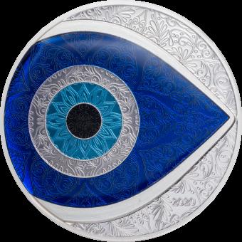 5$ 2020 Palau - Teufels Auge - Evil Eye
