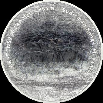 25$ 2020 Cook Islands - 7 Gipfel  - Carstensz Pyramid