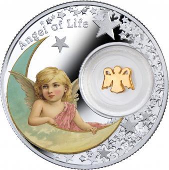 1$ 2016 Niue Island - Engel des Lebens