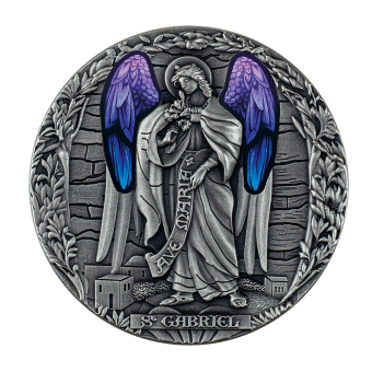 2000 Francs 2020 Cameroon - Archangel Gabriel