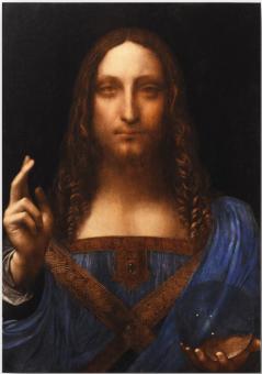 150 Dollars - Solomon Islands - Leonardo da Vincis Salvator Mundi