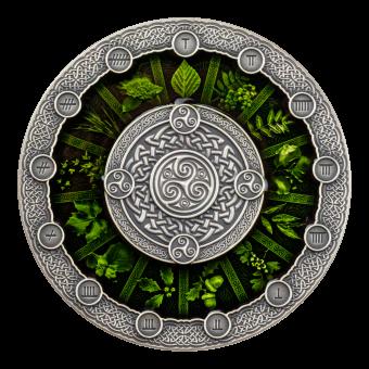 2$ 2020 Niue Island - Celtic Calendar
