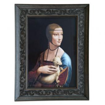 150 Dollars - Solomon Islands - Leonardo da Vincis Dame mit dem Hermelin
