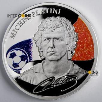 100 Dram 2011 Armenien - Michael Platini
